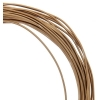Aluminum Wire 18ga (1.2mm) 30ft Round Copper